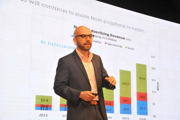 India at the heart of global digital media transformation :   Adam Ostrow, Chief Strategy Officer at Mashable