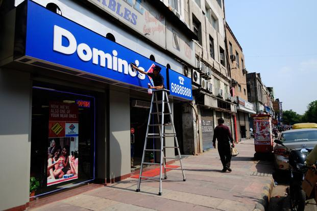Income from operations increased as the company opened outlets and increased prices for Domino's Pizza. Photo: Pradeep Gaur/Mint
