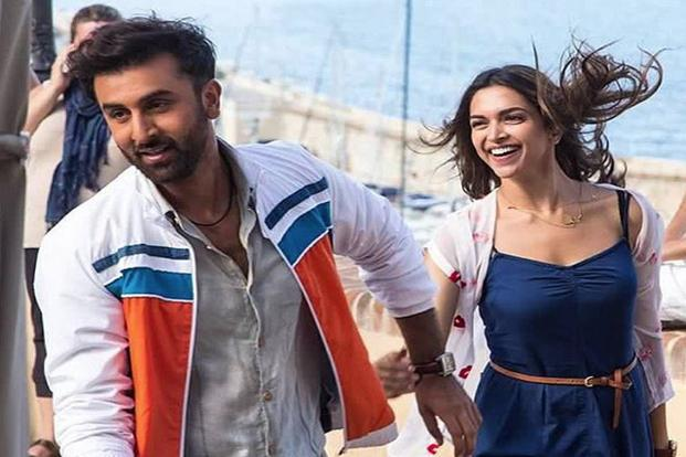 Ranbir Kapoor (left) and Deepika Padukone starrer 'Tamasha' is slated for release at the end of this month.