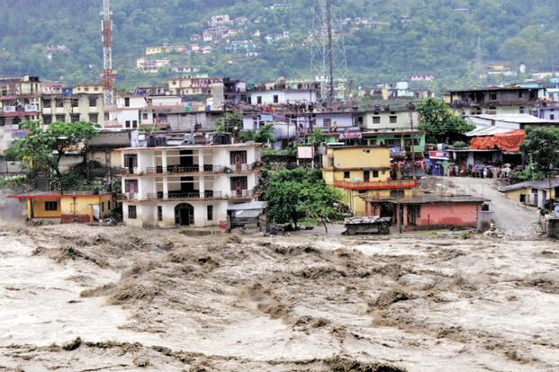 Uttarakhand natural disaster essay