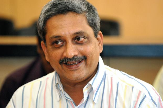 Defence minister Manohar Parrikar on Friday said the official notification for One Rank One Pension (OROP) scheme will be issued before Diwali. Photo: Mint