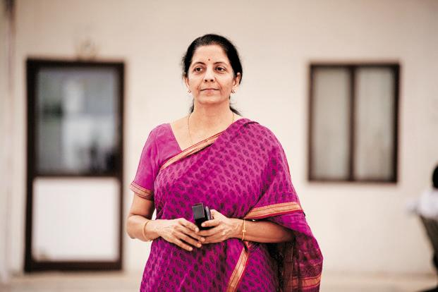 Sitharaman on 15 July chaired a meeting of states on issues related to FDI, the definition and taxation in the e-commerce sector. Photo: Pradeep Gaur/Mint