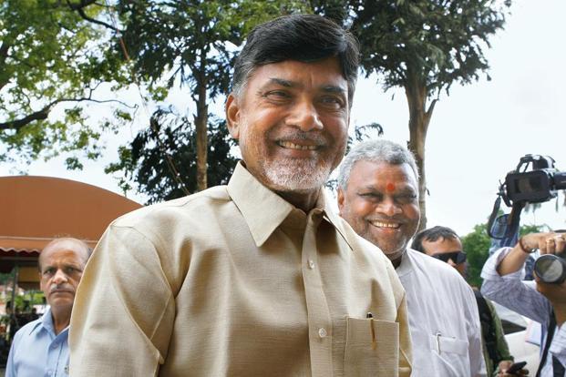 Next year, Andhra Pradesh will be No. 1 :    N. Chandrababu Naidu, Chief Minister of Andhra Pradesh