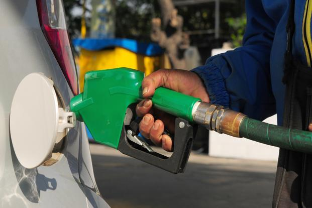 Petrol and diesel consumption grew by about 15% year-on-year in October, according to a report. Photo: Ramesh Pathania/Mint