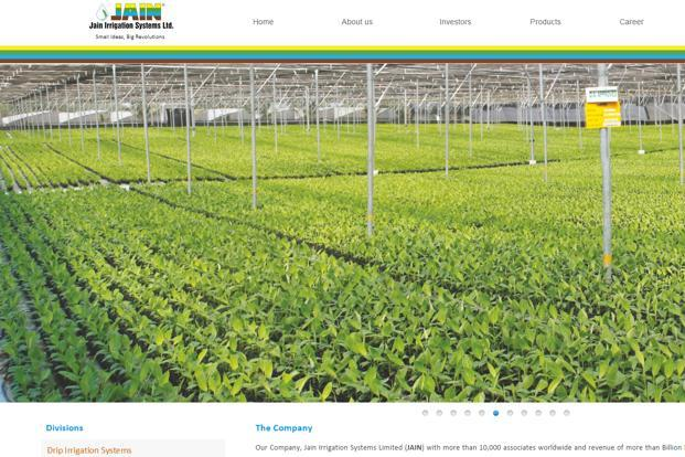 Jain Irrigation shares have fallen 2% since the equity infusion announcement on 6 November. Investors would want to see some results first given that balance sheet worries have persisted for some time now.