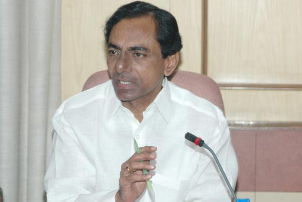 A file photo of chief minister K. Chandrasekhar Rao. Photo: Mint