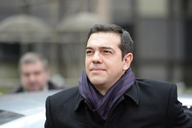 Greek prime minister Alexis Tsipras. Photo: AFP