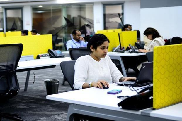 In India, the pay gap in the tech industry is as much as <span class='WebRupee'>Rs.</span>3.8 lakh per year. Photo: Mint