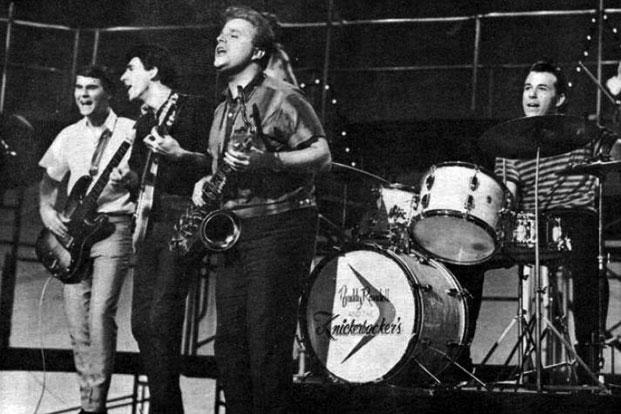 The Knickerbockers in 1965