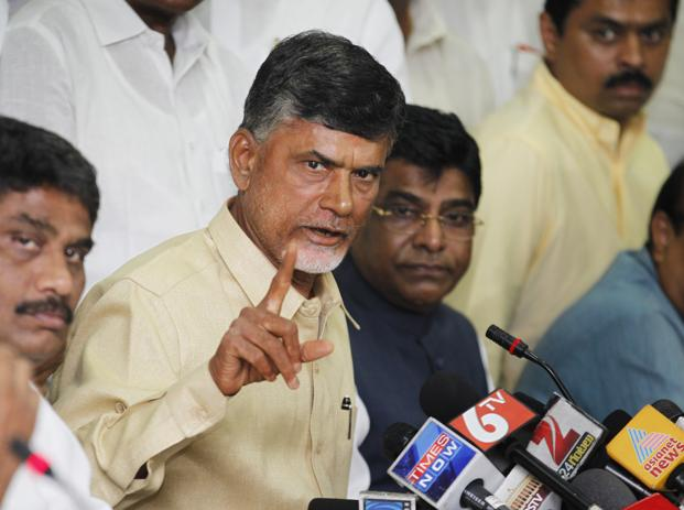The port policy that was announced by the state government led by chief minister N. Chandrababu Naidu last week is pragmatic while treading cautiously on many critical issues that have a bearing on the success of ports to be developed with private funds. Photo: Hindustan Times