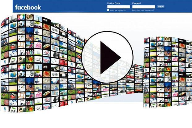 Facebook's News Feed is now full of videos.