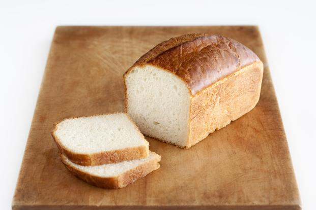 A fresh white bread, however naff and déclassé it now is, is something that will always make me weak-kneed. Photos: iStockphoto