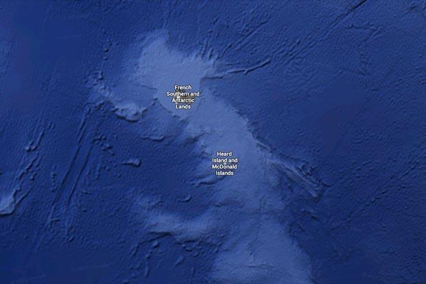 Cities In Heard Island And Mcdonald Islands