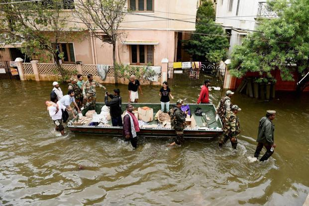 Chennai after the deluge: How social media came to the rescue