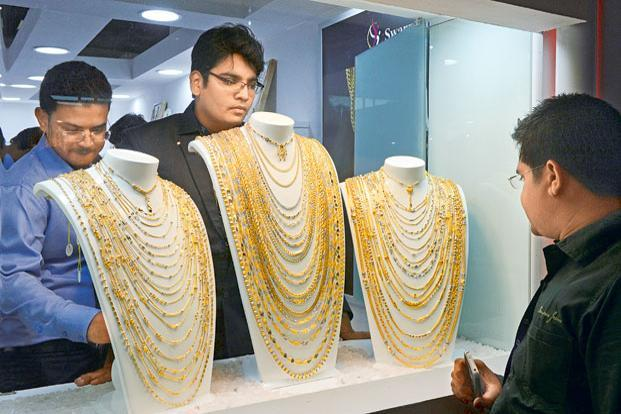 Gems and jewellery has been the biggest contributor to IIP (Index of Industrial Production) growth in the last five months. Photo: AFP