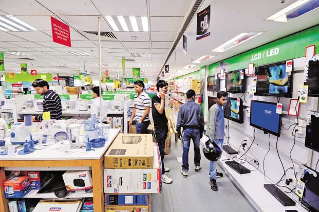 For consumer-facing businesses, especially makers of automobiles, consumer goods, electronic items and houses, the Pay Commission is a window of opportunity to tap the greater disposable income in the hands of the staff of India's largest employer. Photo: Priyanka Parashar/Mint