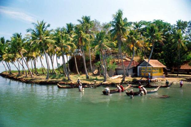 Among the 17 major states of India, Kerala continues to remain at the top of human development rankings.