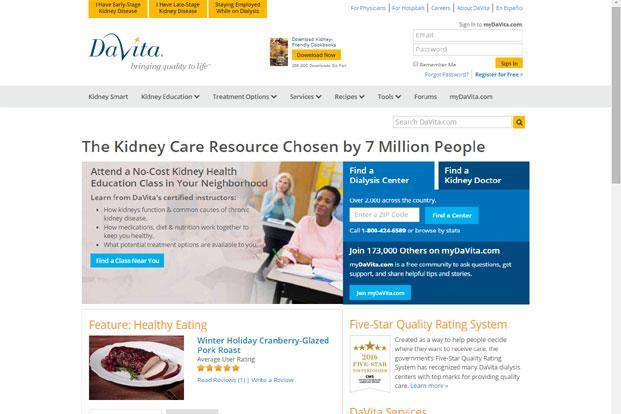 Manipal hospitals davita in pact to provide care to kidney davita kidney care is part of us based kidney care company davita healthcare partners inc sciox Gallery