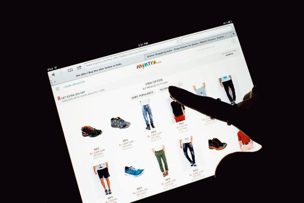 E-commerce may have other benefits—less traffic on the roads, convenience, a wider range of products—but in India, there is no denying that people throng online marketplaces because of the discounts on offer. Photo: Bloomberg