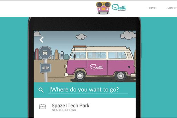 Shuttl is one of the first few bus-aggregators that have raised funds from high-flying investors.