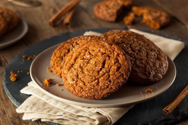 Bacteria like salmonella survive longer on certain food items like cookies and crackers. Photo: iStock