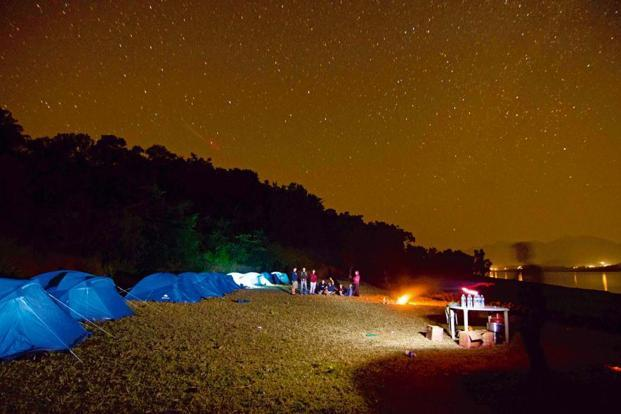 Weekend Vacations: Under the night sky - Livemint