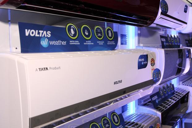 When most companies in the capital goods sector are battling the industrial slowdown, Voltas seems poised to take advantage of better times. Photo: Hindustan Times