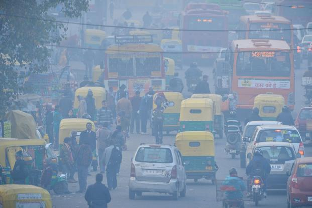 Pollution experts said that the presence of PAH is alarming also because it makes particulate matters such as PM 2.5 and PM 10, which are already present in large amounts in the city's air, more deadly. Photo: AFP