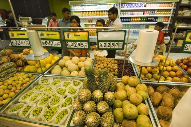 India is currently the second largest producer of vegetables and fruits in the world, after China. Photo: Mint