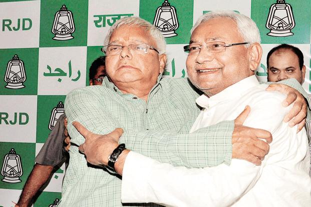 RJD chief Lalu Prasad Yadav asks JD(U) spokesperson to be careful