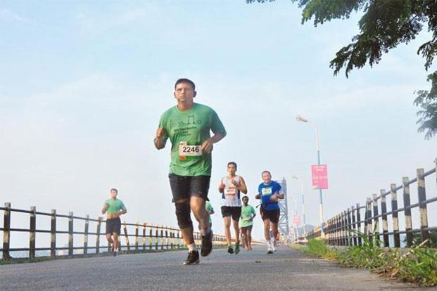 The Spice Coast Marathon in Kochi is one of the country's sweatiest races.
