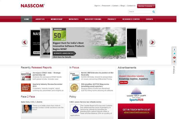 Nasscom also sought steps to increase investments in start-ups.