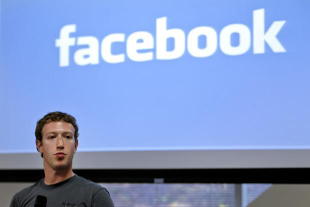 Mark Zuckerberg, chief executive officer, Facebook Inc. Photo: Bloomberg