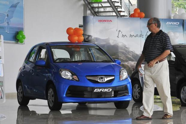 The Japanese Automaker Has Raised Prices Of Entry Level Car Brio By Span Class