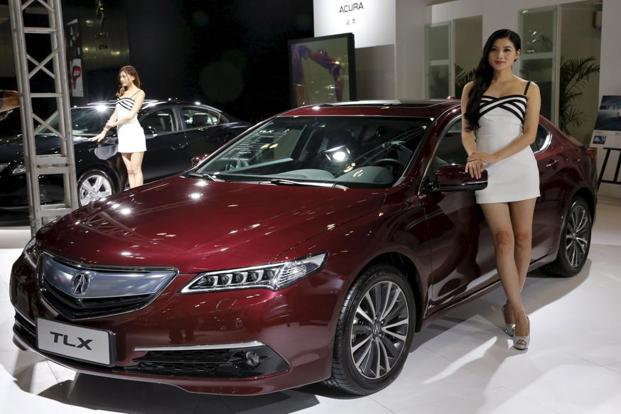 With Luxury Acura Makeover Honda Aims For Brand Survival China Revival Livemint