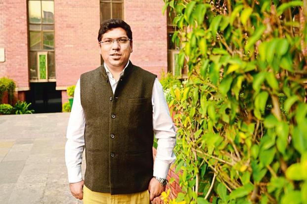 SankalpTaru founder Apurva Bhandari. Photo: Ramesh Pathania/Mint