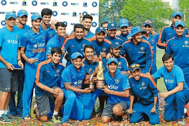 Cricket Indian Team Images: A Glimpse Of India's Cricket Future