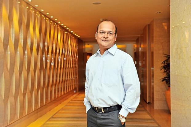 Anil Joshi, co-founder of Unicorn India Ventures, says the number of people who see start-ups as an investment asset class has grown in the last one-and-a-half years. Photo: S. Kumar/Mint
