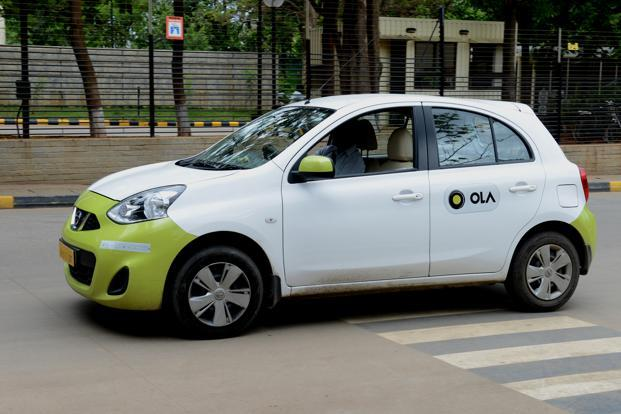 One of the so-called unicorn start-ups in India, Ola has closed over $1.3 billion of external funding so far. Photo: Hemant Mishra/Mint