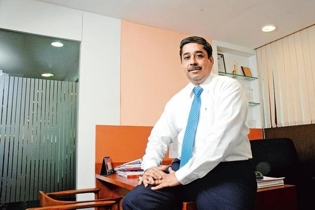 "A file photo of C. Jayaram, joint managing director, Kotak Mahindra Bank, who said that ""The digital wave is challenging conventional business practices across industries,"" adding that ground rules are evolving rapidly along with the consumer. Photo: Mint"