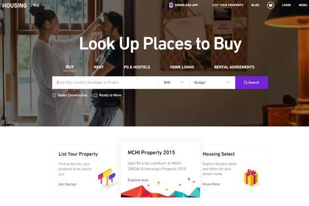 The company that has raised over $100 million in capital from investors like SoftBank, nexus venture partners, changed its business model in November from being a listing portal to focus on only buying and selling of properties.