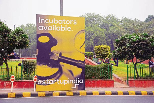Prime Minister Narendra Modi laid out an action plan for start-up enterprises, proposing self-certification related to nine labour and environment laws and said no government inspectors will visit start-ups in the first three years after their launch. Photo: PTI