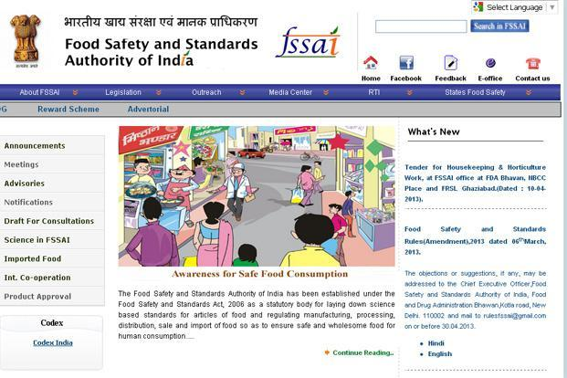 Implement new relaxed regulations, FSSAI tells state ...