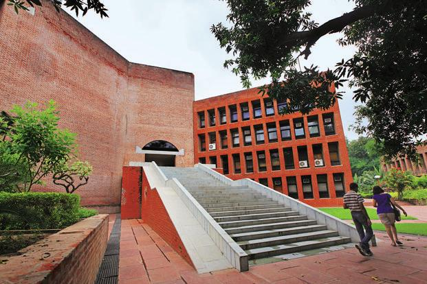 Among the three, Indian Institute of Management-Ahmedabad tops the list and is the 24th best B-school globally, followed by the Indian School of Business-Hyderabad (29th place) and the Indian Institute of Management-Bangalore (62nd place). Photo: HT