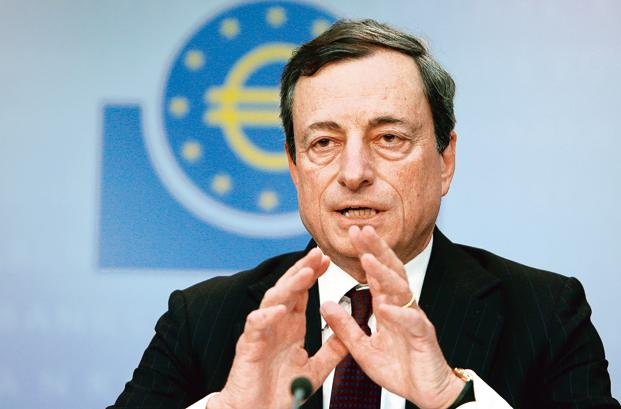 Image result for Mario Draghi, bloomberg, pictures