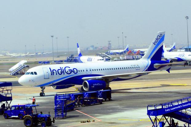 Why the IndiGo stock has taken a  beating - Livemint