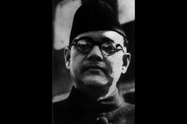Mixed up in the Second World War after he sought the assistance of Germany and Japan in an opportunistic, heroic and, ultimately, failed attempt to manoeuvre the cause of India's freedom through armed opposition, Subhas Chandra Bose is spoken of in the same breath in India as Mahatma Gandhi and Jawaharlal Nehru. Photo: Getty Images