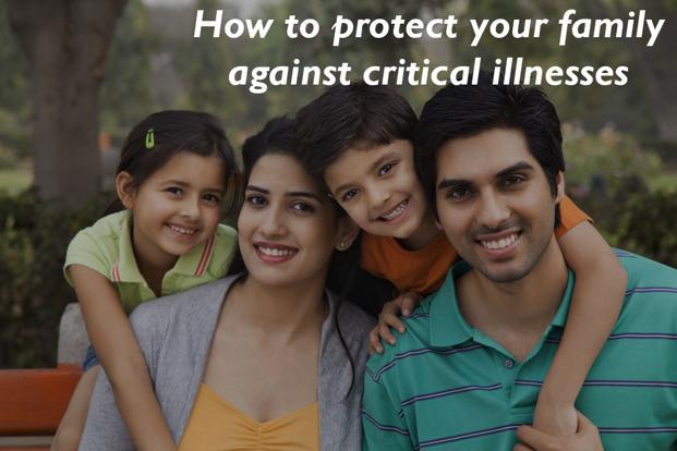 Choosing the right policy to insure against critical illnesses can help secure the future of your family.