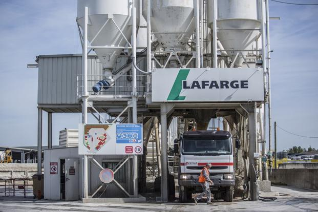 Divestment plan for Lafarge  India assets announced - Livemint