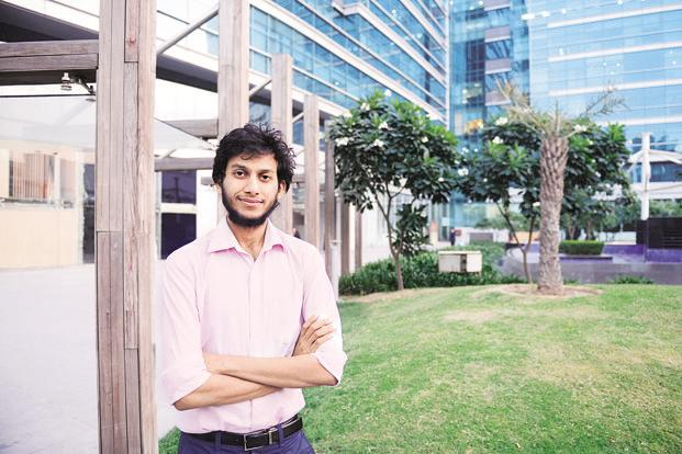 OYO Rooms founder Ritesh Agarwal. Photo: Ramesh Pathania/Mint